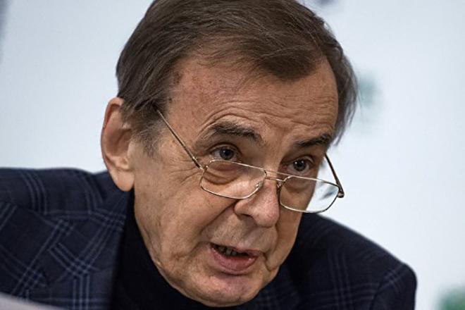 Георгий Тараторкин в последние годы жизни
