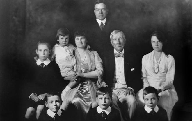 Семья Рокфеллеров