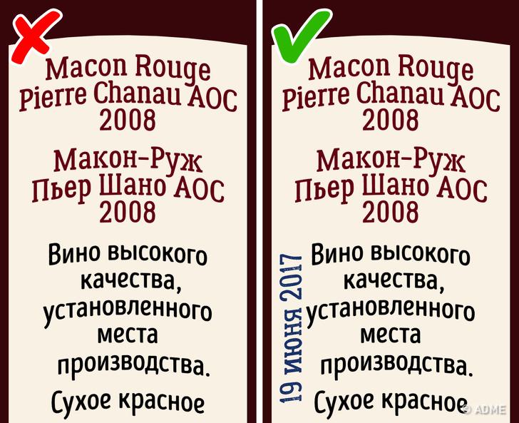 Чтобы выбрать вмагазине качественное вино, необязательно быть сомелье, главное— знать несколько простых правил