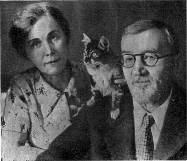 Елизавета иАлександр Куприн