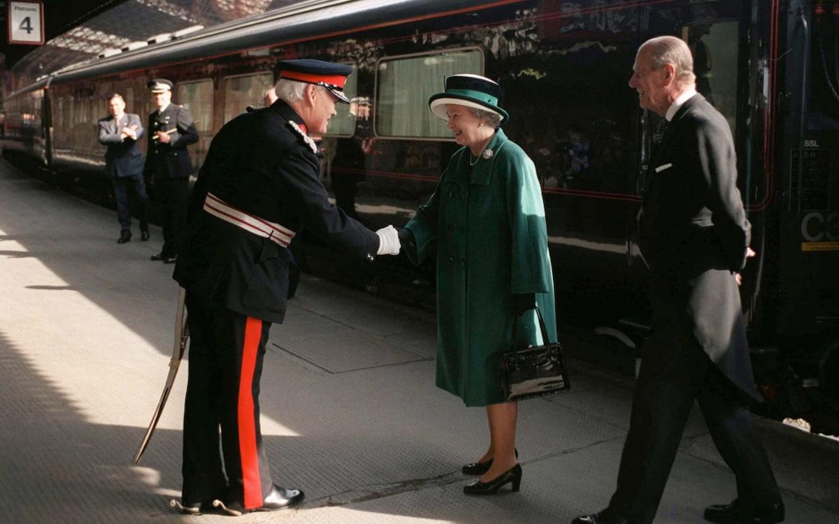 Путешествия королевской семьи