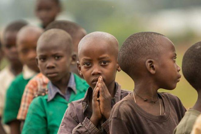 Афроамериканские дети