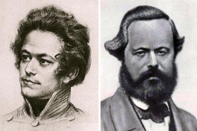 молодость философа и экономиста карла маркса