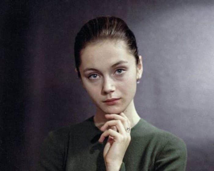 Ирина Купченко в юности