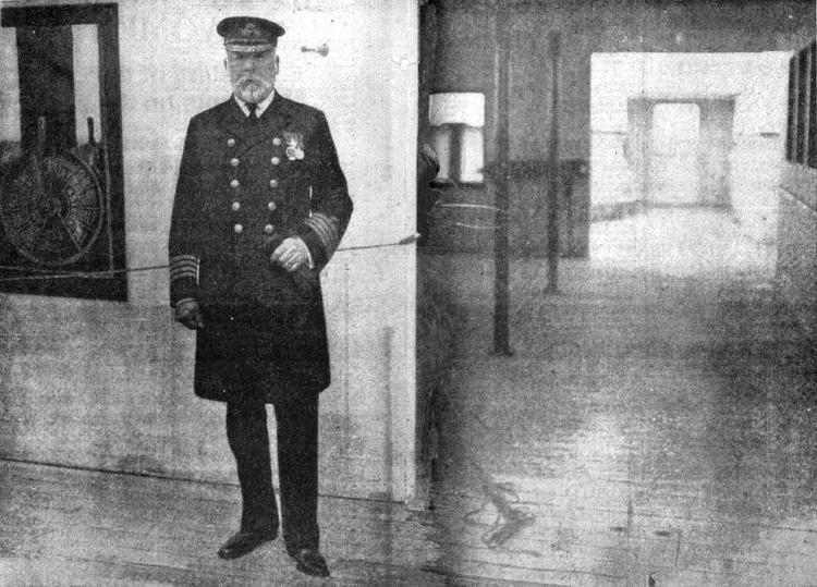 Капитан «Титаника» Эдвард Смит: он погиб вместе со своим кораблём