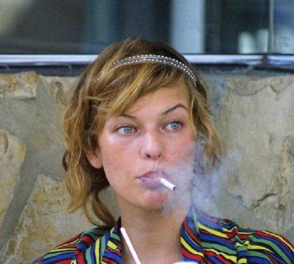 Звезды, которые курят: фото