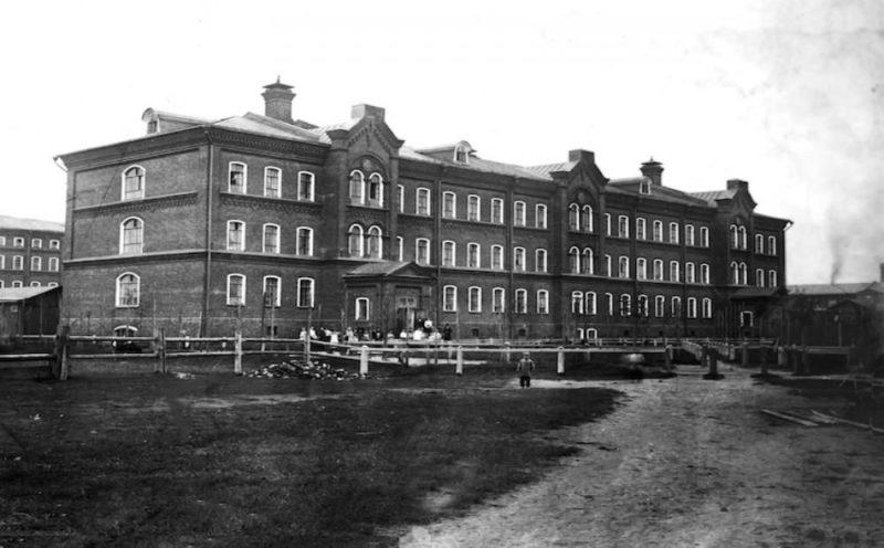 Фабрики Саввы Морозова
