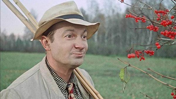 Георгий Михайлович Вицин – советский актер-комик