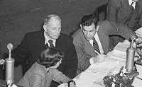 Максим Цеткин (слева). Фото: wikimedia.org