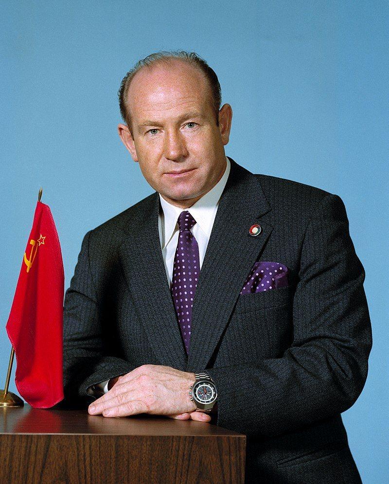 Алексей Леонов в апреле 1974 года