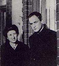 Костя Цеткин с Розой. Фото: wikimedia.org