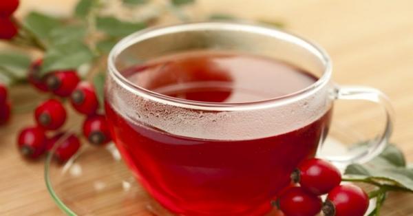 Взвар из шиповника: витаминный напиток осени