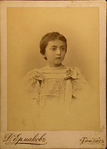Княжна Мэри в детстве