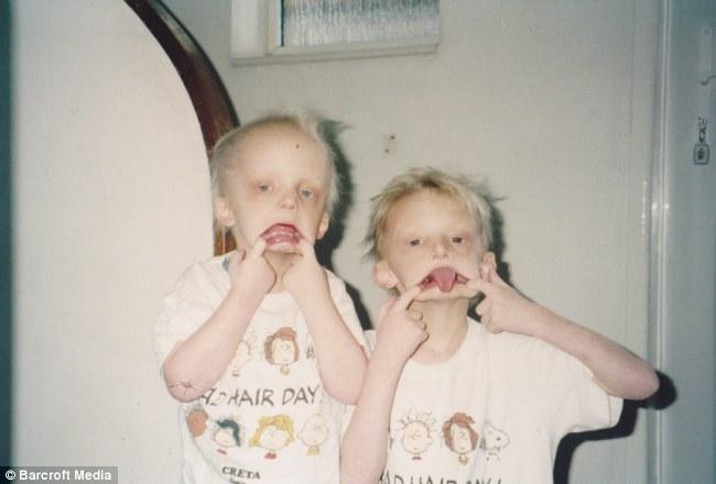 Братья Каллен похожи на вампиров