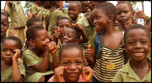 Эпидемия смеха в Танзании