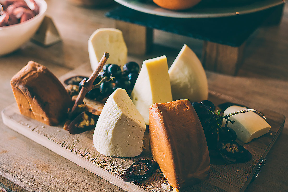 Благородство сыра