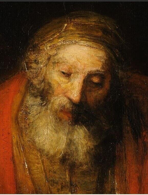 Рембрандт Блудный сын