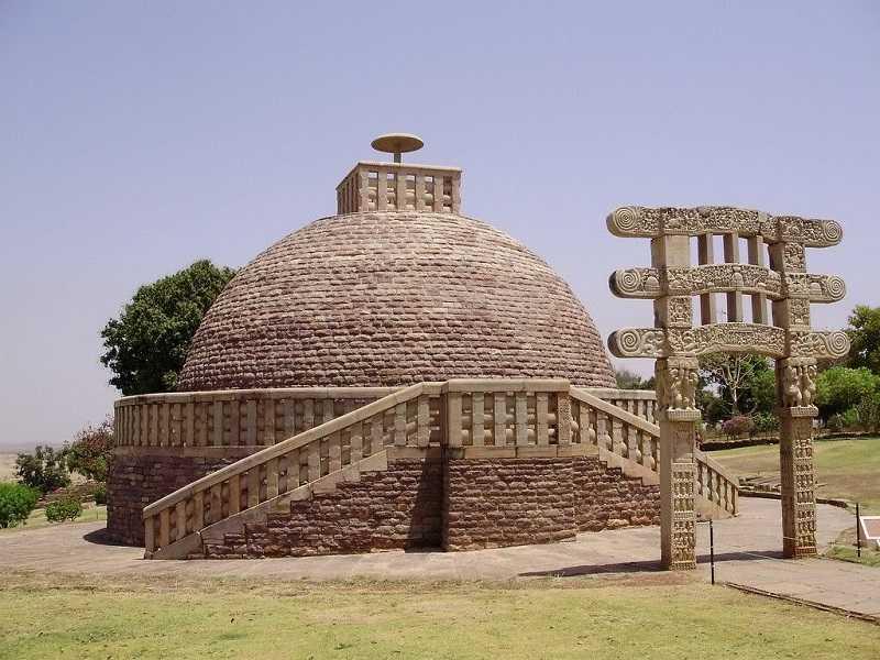 Индия храм Санчи