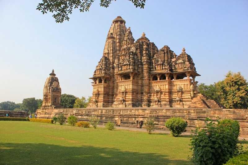Индия храм в Кхаджурахо