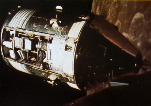 Командный и двигательный отсеки «Аполлона»