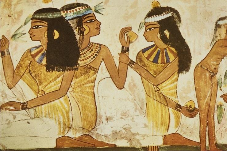 Косметика в Древнем Египте