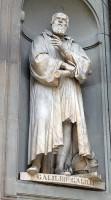Статуя Галилея во Флоренции, скульптор Котоди