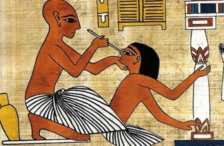 Медицина Древнего Египта