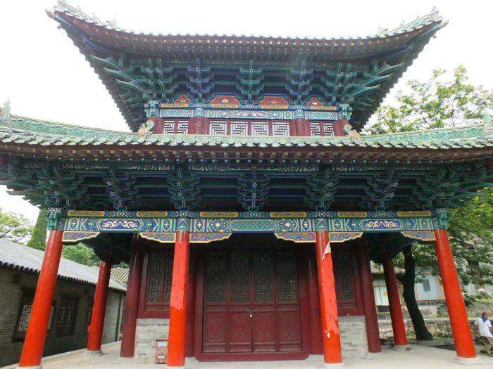 Монастырь Шаолинь