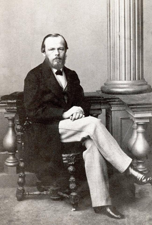 Portret-Dostoevskogo