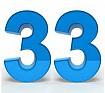 33 года – самый счастливый возраст для человека