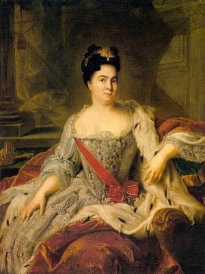 Королева Екатерина Первая
