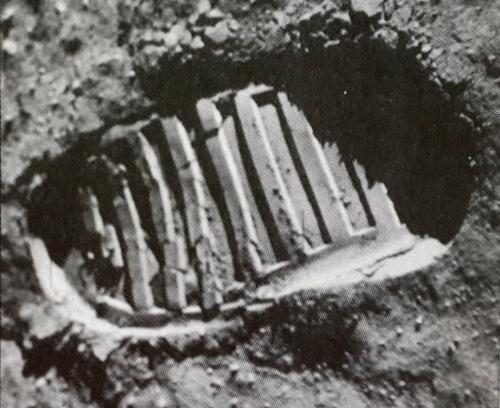 Нога человека оставила свой след на Луне