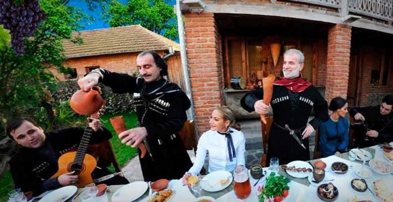 Традиции Грузии
