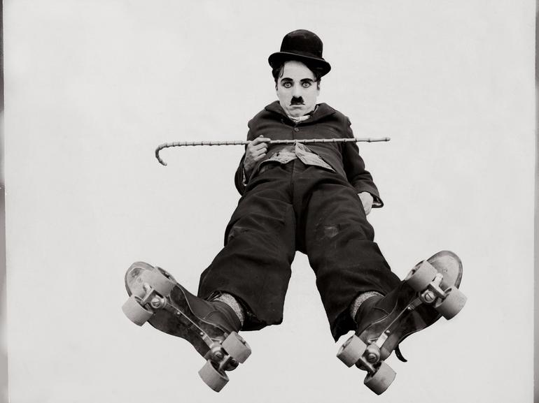 Чарли чаплин фильмы