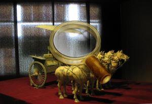 Колесница из Терракотовой армии