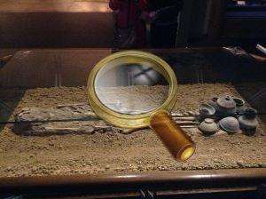 Останки жителя древнего Китая