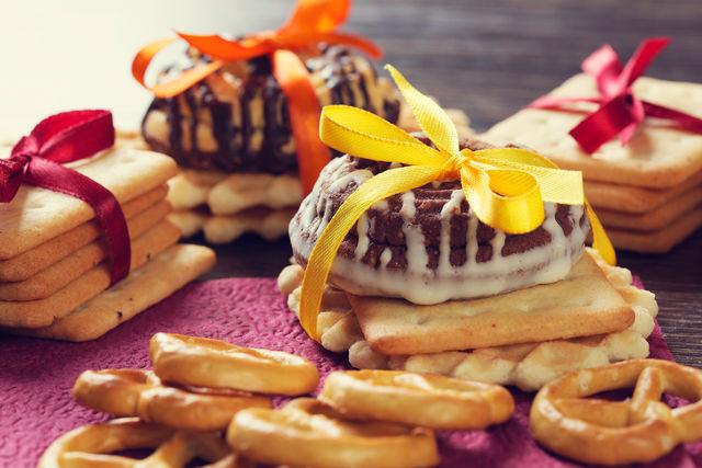 Фабричные сладости должны появляться в вашем доме как можно реже