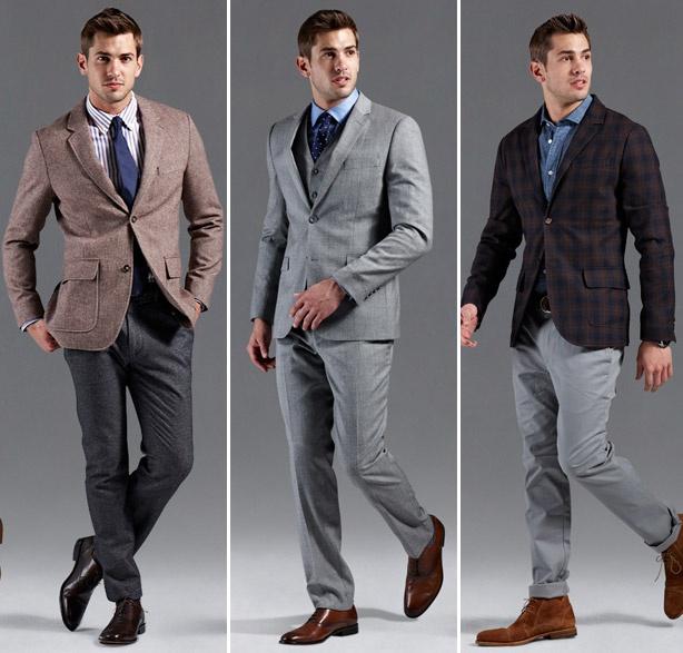 дресс-код мужчины