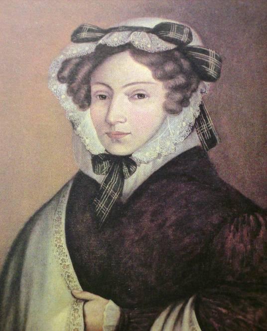 Гоголь-с. Яновская-мать