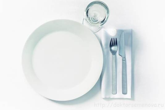 Практика голодания