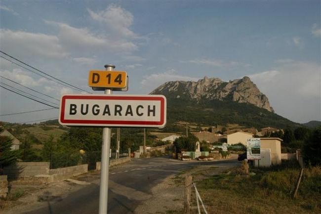 Гора Бугараж во Франции