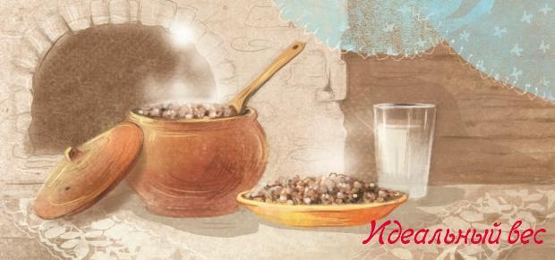 Рецепты гречневой каши