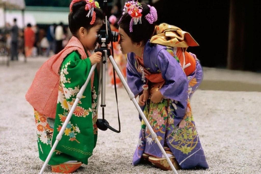 В Японии по отношению к детям слова вроде хороший или плохой не употребляются.