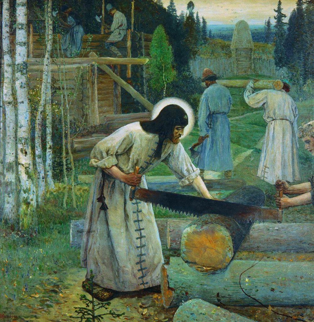 Сергей Радонежский — один из самых известных православных аскетов-отшельников
