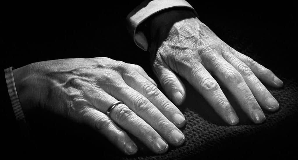 Руки Сергея Рахманинова