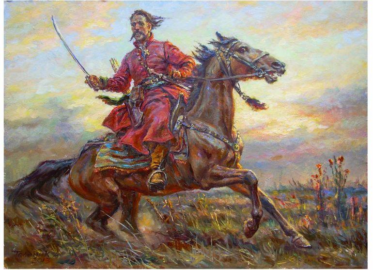 Казацкие войны