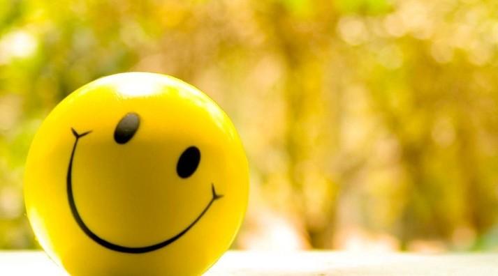 улыбка, радость, оптимизм