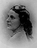 Молодая Гетти Грин