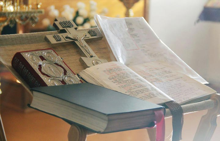 Монастырские требы в подарок батюшке