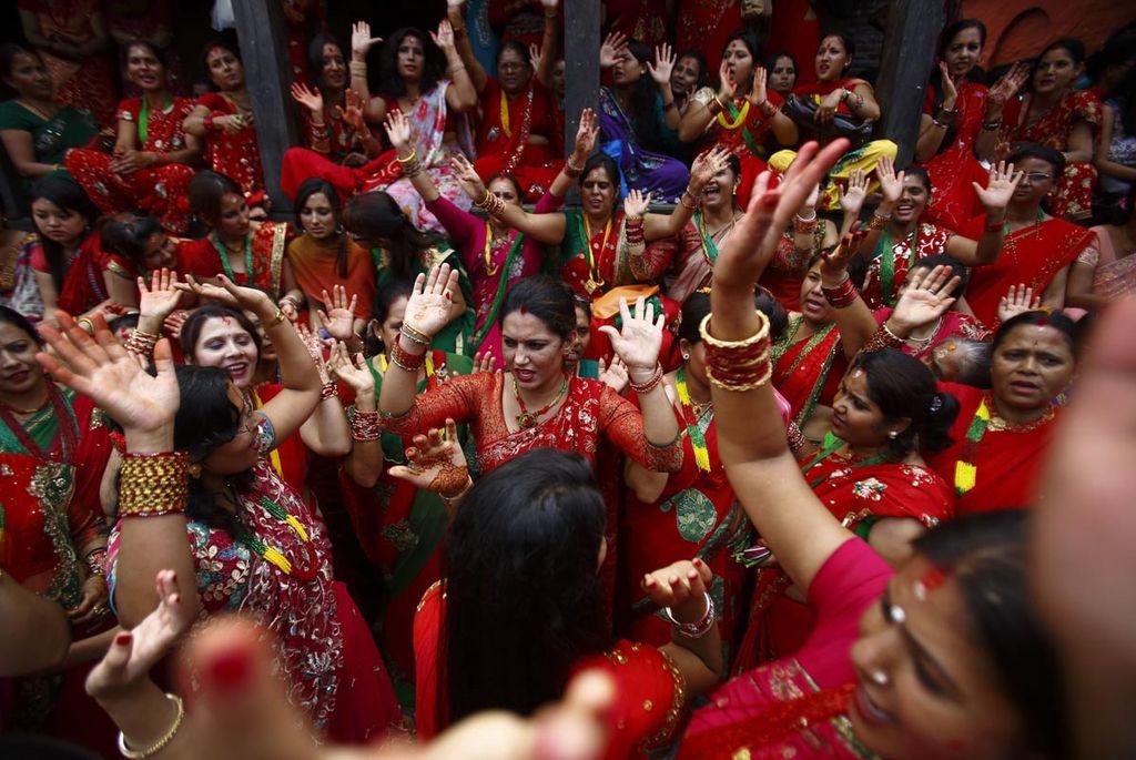 Women's Day in Nepal